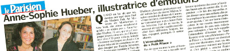 Kids factory in Le Parisien